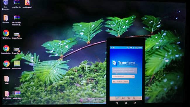 Android Telefondan Bilgisayar Nasıl Yönetilir?