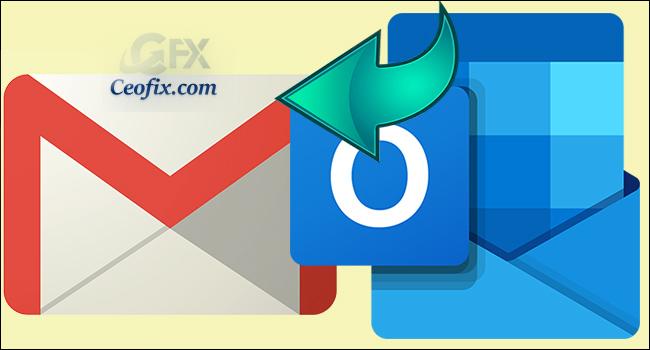 Gmail'den Gmail'e- Hotmail'den Gmail'e Mail Yönlendirme
