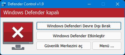 Windows Defender Virüs Uyarısı İle Dosyaları Mı Siliyor?