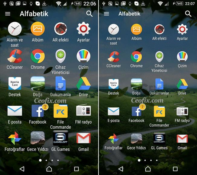 Android Cihazımızda Yazı Boyutu Nasıl Büyütülür?