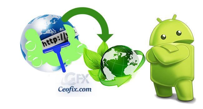 Android Cihazlarda Dns Önbelleğini Temizleyin