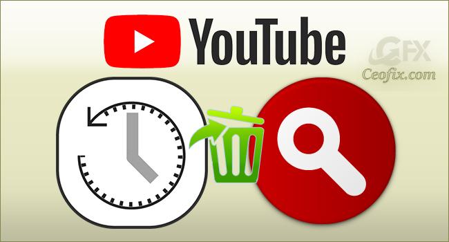 Youtube'da İzleme Geçmişi Ve Arama Geçmişini Kapatın!