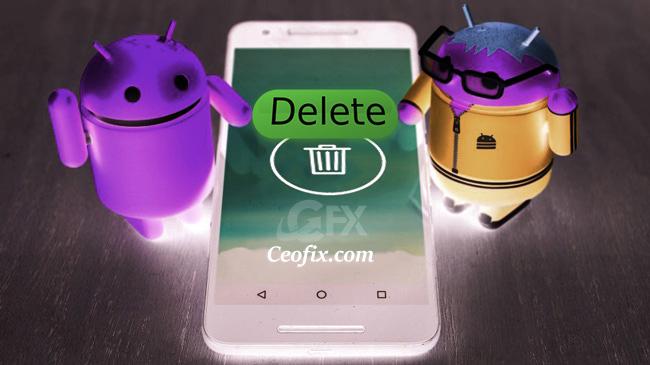 Android de  Önbellek Ve Uygulama Verisi Ne Zaman Temizlemeli