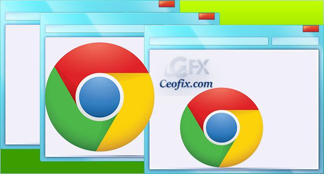 Chrome Tarayıcıda Birden Fazla Favori Web Sayfalarını Açma