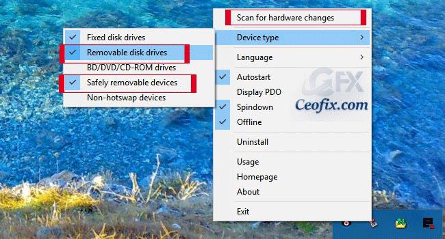 Windows PC'den Cihazları Güvenle Kaldırın