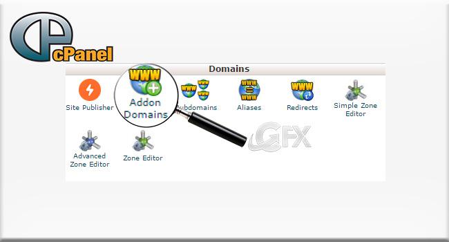 CPanel'de Addon Domain Dizini Nasıl Değiştirilir