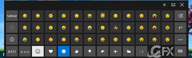 Windows 10 da Emoji Nasıl Etkinleştirilir ve Kullanılır