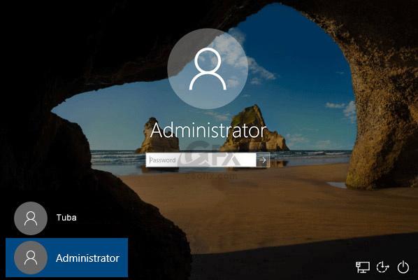 Windows 10 Yönetici Hesabı Nasıl Etkinleştirilir? www.ceofix.com