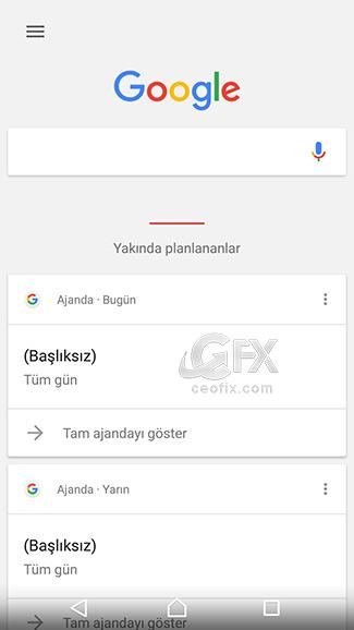 Android'de Google Now Nasıl Etkinleştirilir