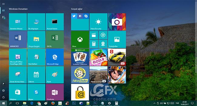 Windows 10 Saydamlık Nasıl Açılır Saydamlık Nasıl Kapatılır