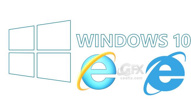 Masaüstüne internet Explorer Kısayolu Nasıl Eklenir