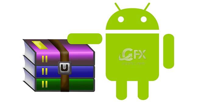 Androidde Rarlı Yada Zipli Dosyaları Açma