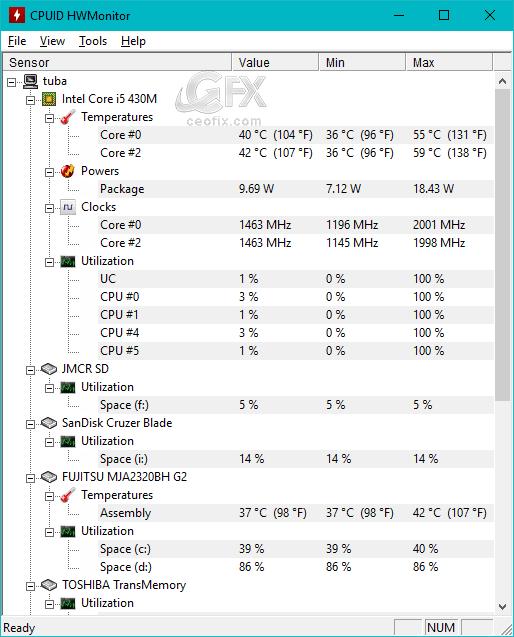 Bilgisayarlar Ne kadar Isınıyor- Bilgisayar Sıcaklığı Ne Kadar