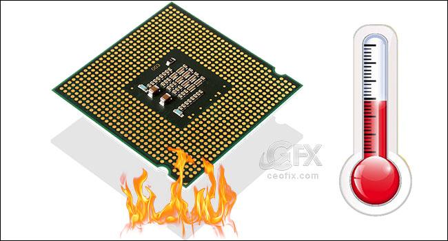 Bilgisayar Ne kadar Isınıyor-Bilgisayar Sıcaklığı Ne Kadar