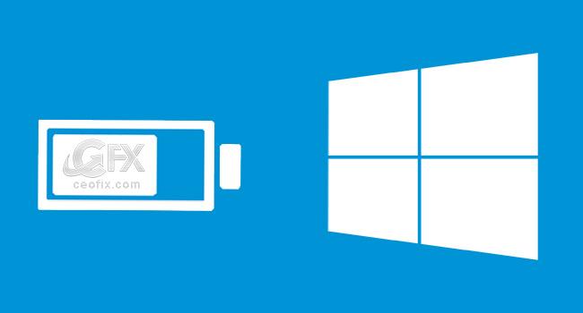 Windows 10 Pil Tasarrufu Nasıl Yapılır