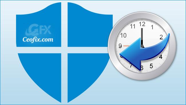 Windows Defender Tam veya Hızlı Tarama Nasıl Programlanır