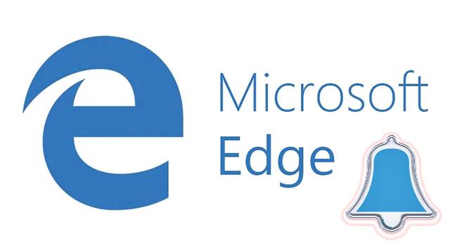 Edge Push Bildirimleri Aktif Et