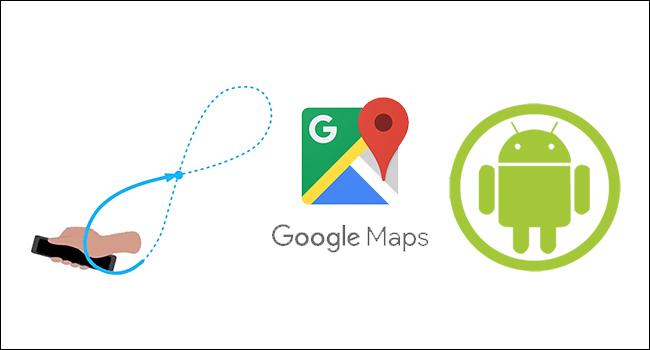 Google Haritalar Uygulaması Pusula Nasıl Kalibre Edilir