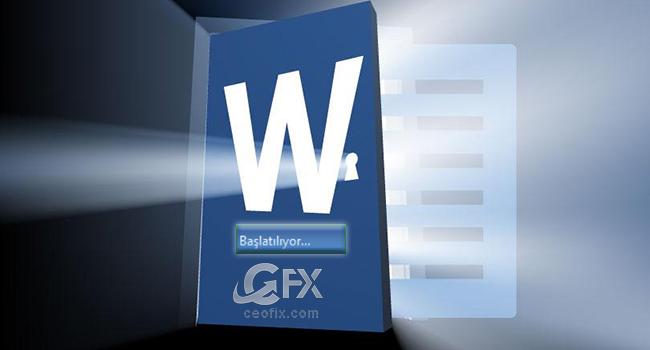 Windows 10'da Microsoft Office Word Açmanın Yolları