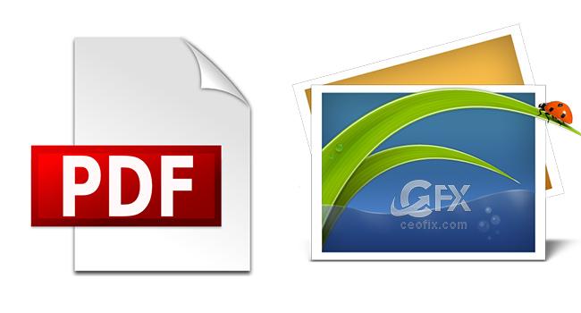 Birden Fazla Resim PDF Dosyasına Nasıl Eklenir