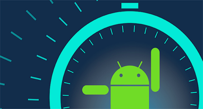Android Cihazda Geri Sayım Sayacı Nasıl Ayarlanır