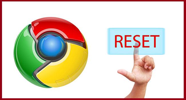 Google Chrome Tarayıcısının Ayarları Nasıl Sıfırlanır