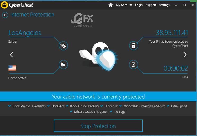 Bilgisayarda CyberGhost 6.0 VPN Nasıl kullanılır?
