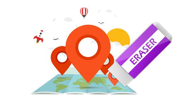 Bilgisayarda Google Haritalar Geçmişi Nasıl Silinir