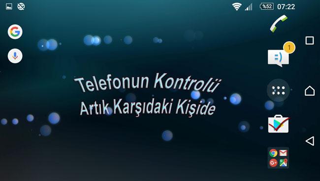 Android Telefon Bilgisayardan Nasıl Kontrol Edilir