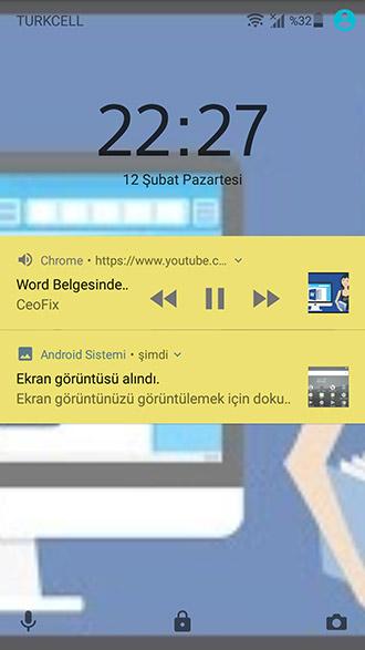 akıllı telefonda youtube arka planda nasıl çalışır