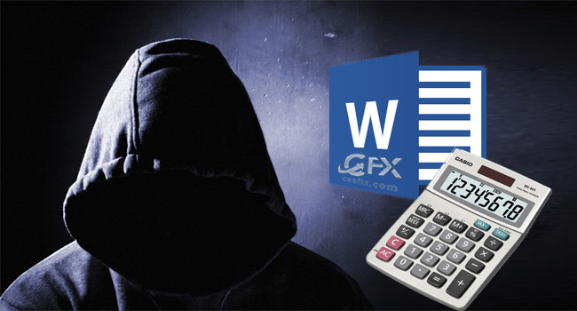 Microsoft Word'de Gizli Olan Hesap Makinesini Aktif Et