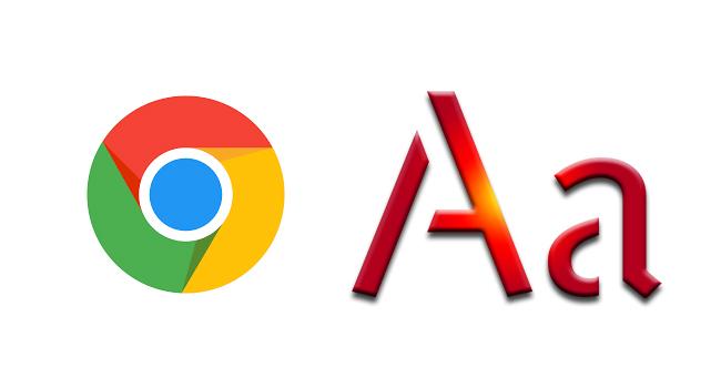 Chrome'da Yazı Tipi Boyutu Nasıl Arttırılır?