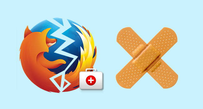 Mozilla Firefoxun Çökme Sorunu ve çözümü