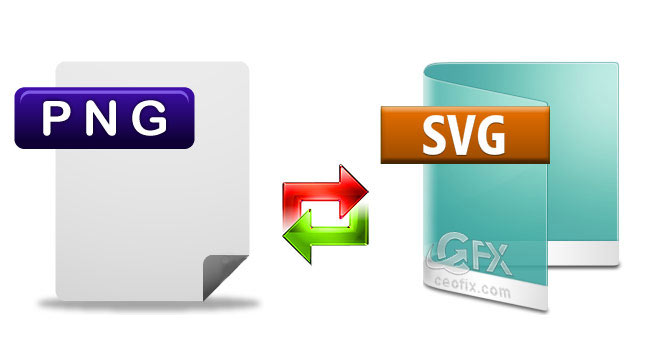 PNG Formatını Online Olarak SVG'ye Dönüştürelim