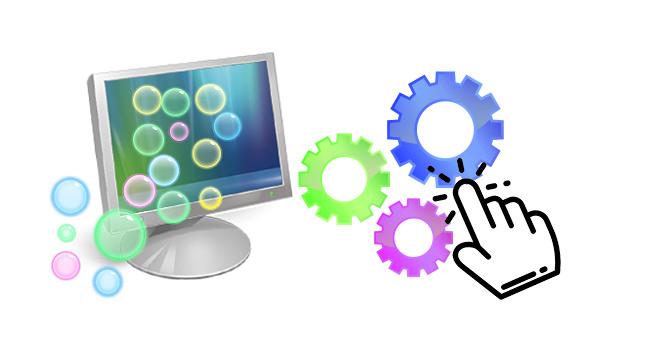 Windows Ekran Koruyucusu Ayarlarını Tek Tık İle Aç Ve Ayarla