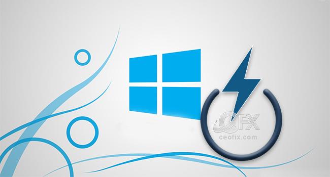 Windows 10'da Hızlı Başlatı Kapat