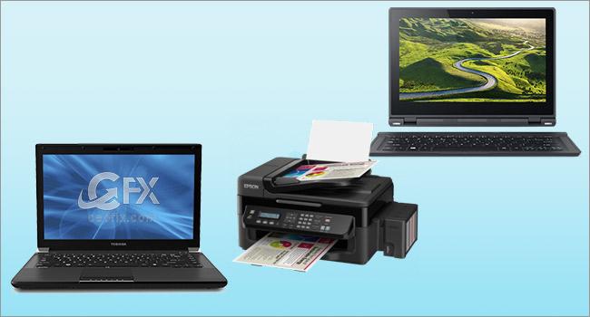 Tek Tık İle Printer'ı Ağda Paylaş