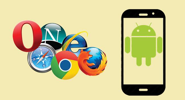 Android'de Telefonda Varsayılan Tarayıcı Nasıl Değiştirilir?