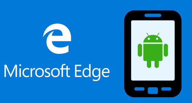 Android- Microsoft Egde Varsayılan Arama Motorunu Google Yap