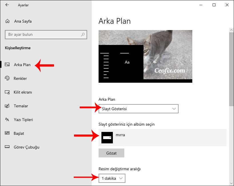 Windows 10'da Temalar Nasıl Kaydedilir?
