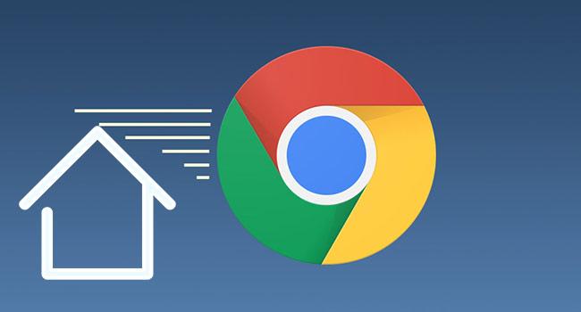 Chrome Ana Sayfa Düğmesini Göster