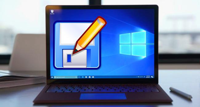 """Windows'da  """"Farklı Kaydet"""" de İstediğin Uzantıyı Kullan"""