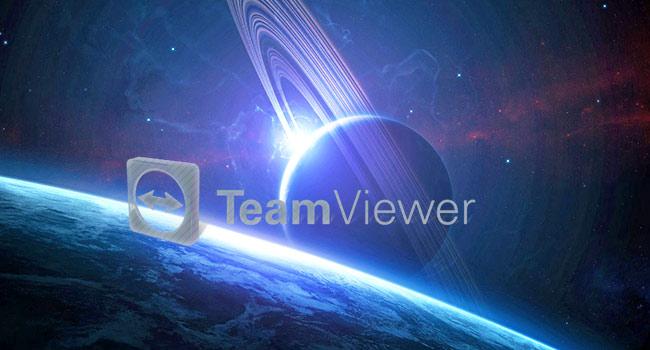 Teamviewer Bağlantısında Duvar Kağıdı Görünmüyor