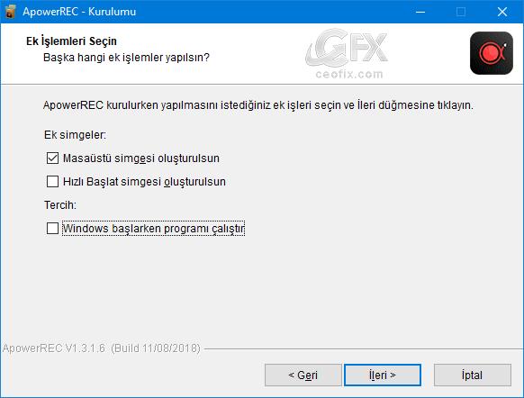 İnceleme: Ücretsiz ApowerREC Ekran Kaydedici