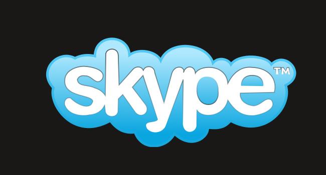 Skype'ı Karanlık Modda Kullan