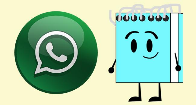 WhatsApp'da Kişisel Depolama Alanı Ekle