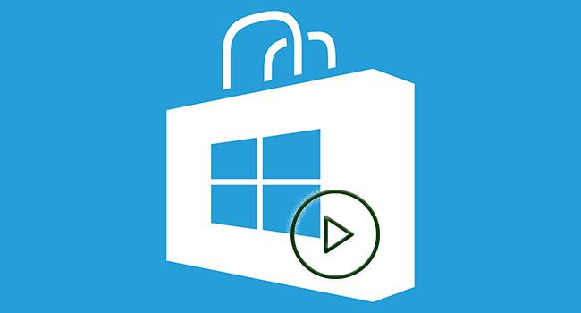 Windows 10 Mağaza Uygulaması Otomatik Video Oynatmayı Kapat