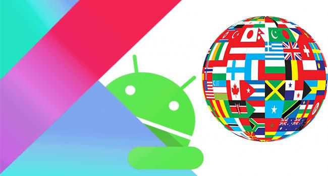 Android Telefonda Dil Nasıl Değiştirilir?