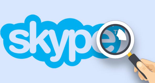 Skype Sohbet Penceresindeki Yazı Boyutunu Büyüt