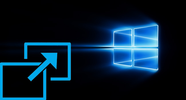 Windows 10 da Ekran Çözünürlüğünü Ayarlama